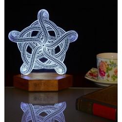 dekoracyjna lampka LED WIRE...