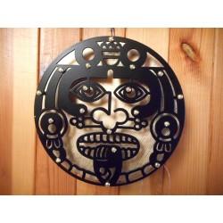 Dekoracja maska AZTECKA...