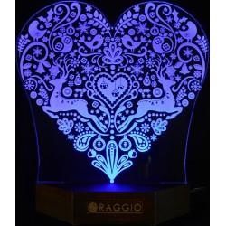 Świąteczne lampki...