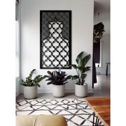 Metalowa imitacja okiennic...